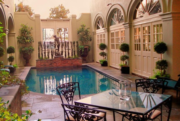 Courtyard Saltwater Pool