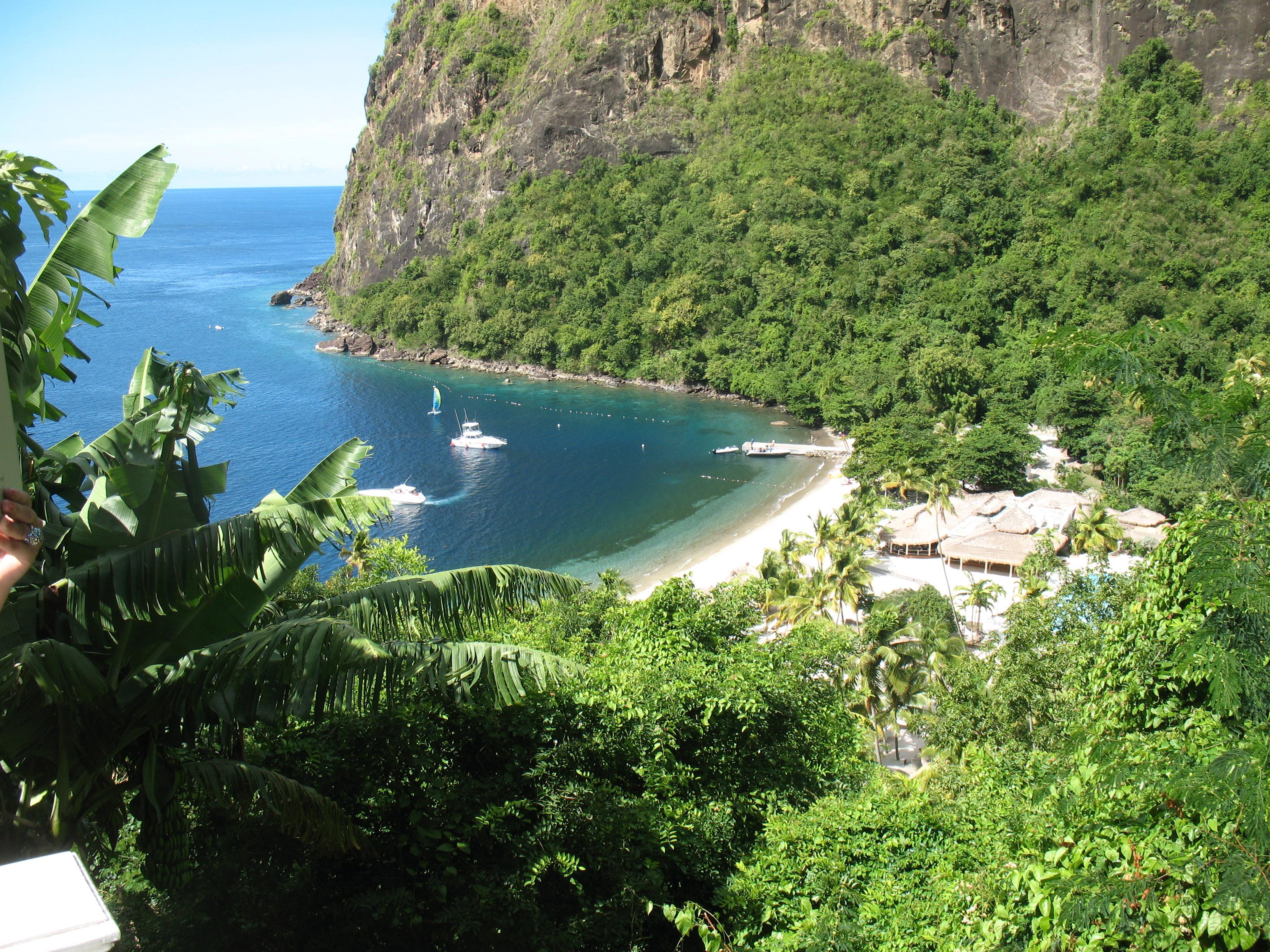 St Lucia - EzTravelPad