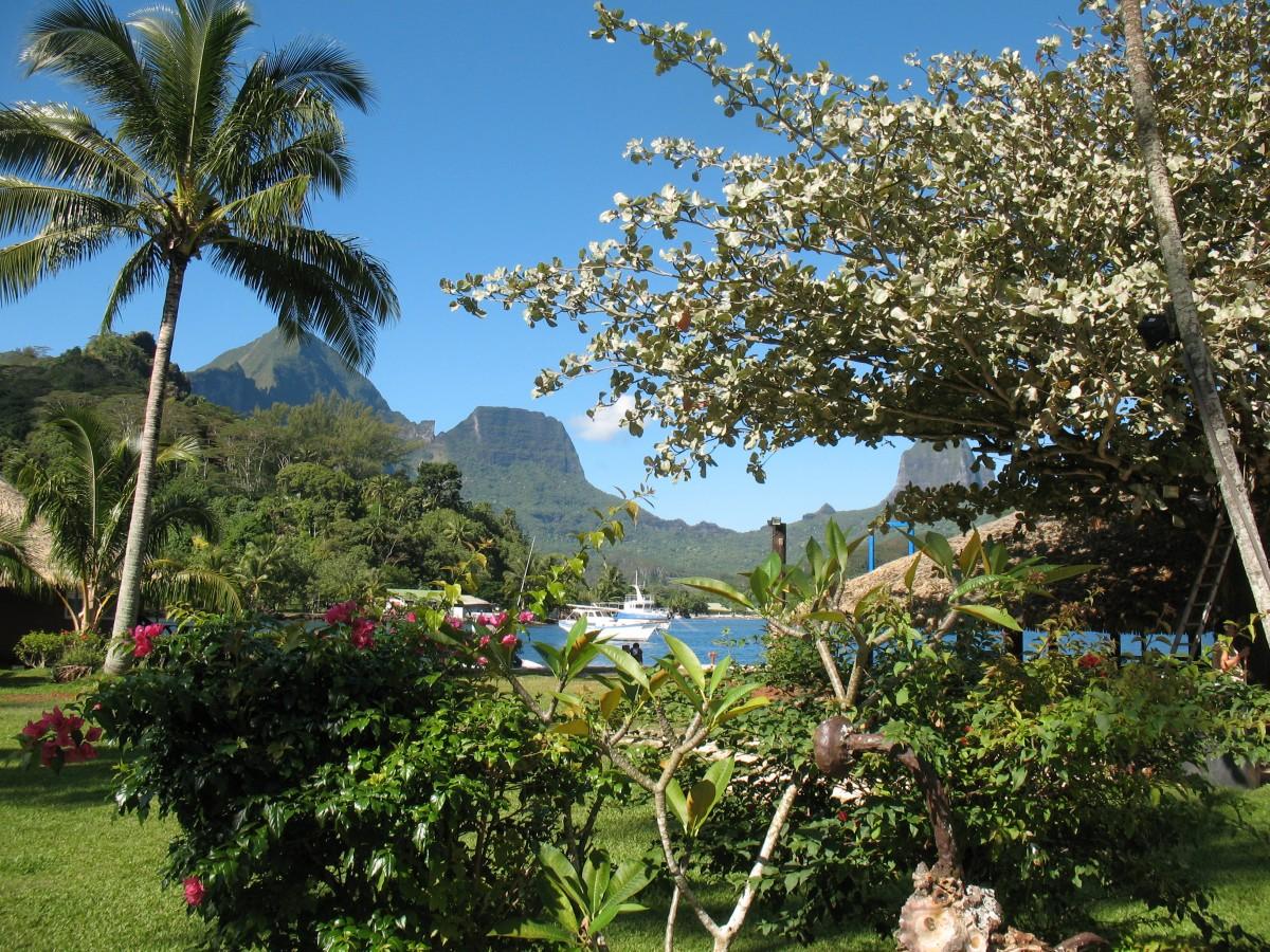 Bora Bora Tahiti And French Polynesia Eztravelpad