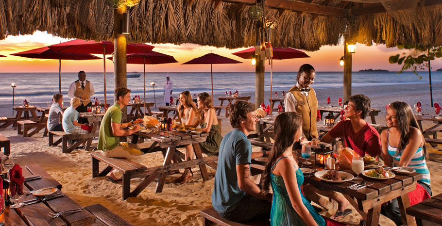 Beaches-Negril-dining