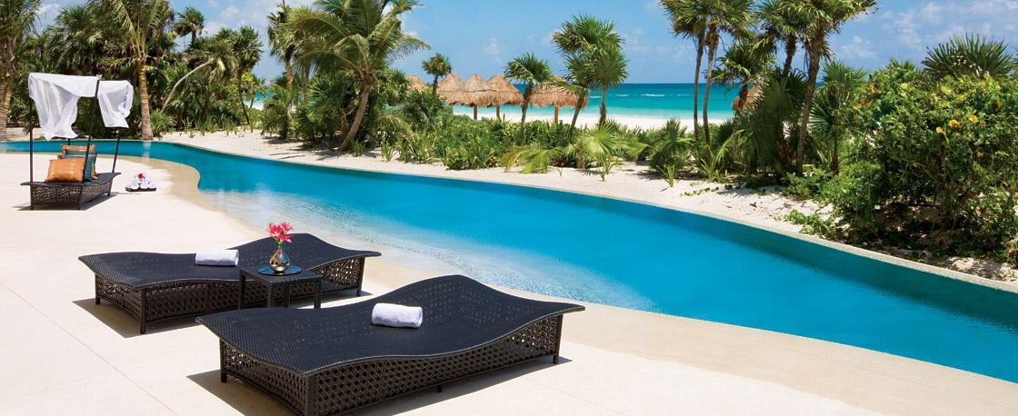 Secrets Maroma Beach Preferred Club Room view