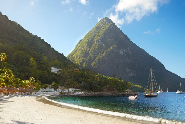Sugar Beach St Lucia 1