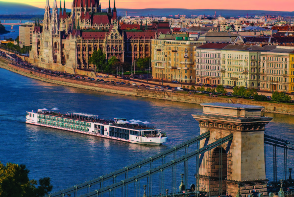 Viking Cruise parliament_budapest_hungary