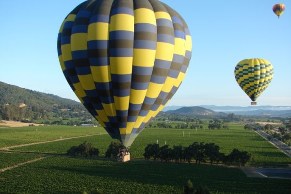 ballon in napa 2