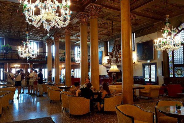 Hotel Danielli lobby resized