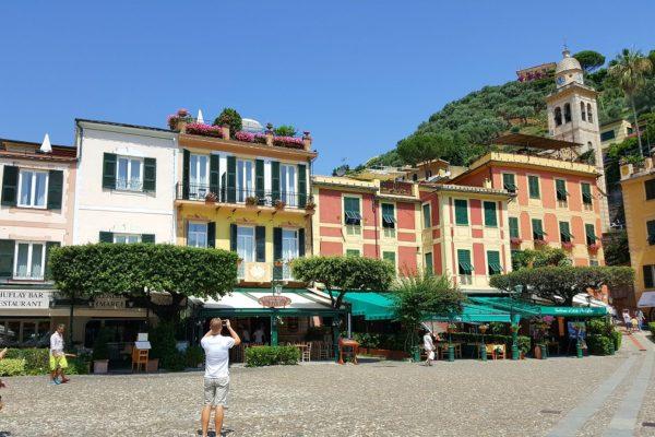 Portofino square