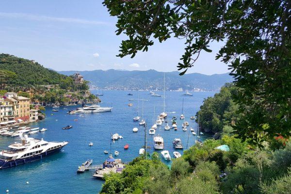 bay at Portofino