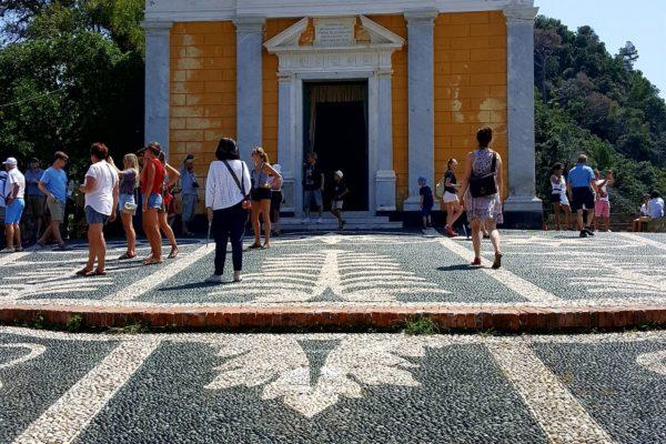 chapel in Portofino